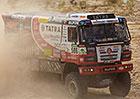 Koloc: Dakar je takové WRC kamionů