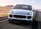 Porsche svolává do servisu Cayenny. Dva...