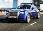 Rolls-Royce slaví čtvrtý rekordní rok v řadě, prodal přes 4.000 aut