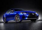 Lexus odhaluje supersedan GS F s výkonem 473 koní