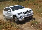 Jeep překonal milion prodaných aut za rok 2014