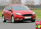 Ford Focus 1.0 EcoBoost – Dlouhodobý test