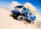 Rallye Dakar, 5.etapa: Loprais se vyšvihl na třetí příčku