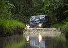 Land Rover Defender mimo Evropu přežije