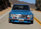 Video: Projížďka s nádherným přeplňovaným Datsunem 510