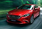 Modernizovaná Mazda 6: V Česku od 569.900 Kč