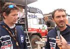 Rallye Dakar: Volný den je to nejhorší (video)