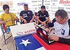 Online chat sčeskými jezdci Rallye Dakar: Zde jsou odpovědi (+video)