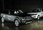 Naftové Range Rovery to zkusí i za Atlantikem