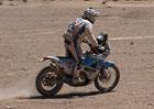 Rallye Dakar, 8.etapa: Klymčiw dojel šestnáctý