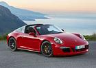 Porsche 911 Targa 4 GTS doplňuje nabídku (+video)