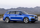 Audi Q7: Druhá generace pod detroitskými světly