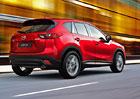 Mazda CX-5: Ceny modernizovaného SUV začínají na 524.900 Kč