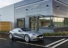Aston Martin otevřel nové vývojové centrum v Británii