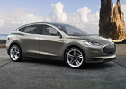 SUV Tesla Model X: Až 691 koní a pohon všech kol