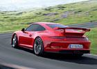 Porsche 911 GT3 RS dostane zcela nový motor