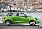 Audi A1 Sportback: Přijíždí v novém