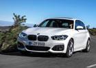 BMW 1 facelift: Nové motory a chytřejší systém Eco Pro
