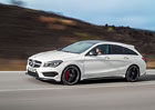 Mercedes-Benz CLA Shooting brake má své německé ceny, v přepočtu začíná na 830.000 Kč