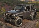 Jeep Wrangler může dostat i hybridní verzi