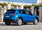 Mazda v Evropě roste v řádech desítek procent