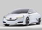 Honda chce vyrábět masově vodíková auta od začátku další dekády