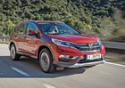 Honda CR-V 2015: Vylepšení na úrovni nové generace