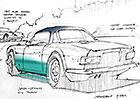 Kresby klasick�ch aut Bruce Thomsona: Um�n� d�ky snu