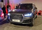 Exkluzivně jsme prozkoumali první nové Audi Q7 v Česku