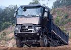 Renault Trucks řady K dostal převodovku Optidriver Xtrem