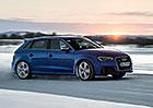 Audi RS 3 Sportback: Hot-hatch se čtyřmi kruhy v modré Sepang