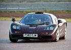 Rowan Atkinson prodal svůj McLaren F1 za téměř 300 milionů Kč