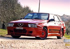 "Alfa Romeo 75 Turbo Evoluzione: Rudé italské ""Evo"" (video)"