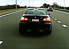 Video: �idi� BMW M3 podj�d� a vybr��uje jin�ho �idi�e