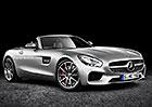 Mercedes-AMG GT Roadster: Premiéra letos, prodej příští rok