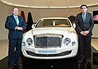 Bentley Mulsanne Majestic: 15 kusů speciálně pro Arabský poloostrov