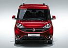 Fiat Doblo po faceliftu: Známe české ceny
