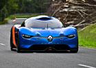 Zpožděný Renault Alpine dorazí až v roce 2017