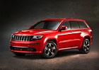 Jeep Grand Cherokee SRT Red Vapor už se prodává. V Británii.