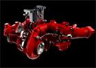 Video: Dvoustupňové přeplňování na dieselu Cummins 5.0 V8