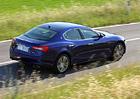 Operativn� leasing podle Maserati: Ghibli Diesel za 28.000 K� m�s��n�