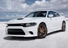 Dodge Charger SRT Hellcat zvládne přes 330 km/h (+video)