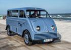 DKW Elektro-Wagen: Audi zrestaurovalo historický elektrický minibus