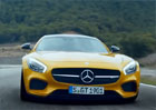 Video: Mercedes-AMG GT ve videoklipu Dreamcar