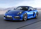 Porsche Cayman GT4 Clubsport míří do Los Angeles