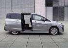 Mazda 5: N�stupce �dajn� nedostane