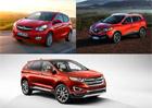 Boj o evropskou dvojku v prodejích: Rozhodne se mezi Fordem, Opelem a Renaultem
