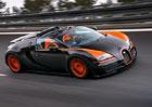 Bugatti v Ženevě oslaví vůbec poslední Veyron, je to kus číslo 450