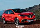 Renaultsport zvažuje ostré crossovery Kadjar a Captur
