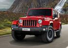 Jeep Wrangler v provedení X míří do Evropy
